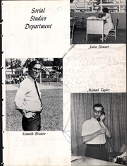 Page 15, 1969 Edition, Commonwealth Parkville School - Comet Yearbook (San Juan, Puerto Rico) online yearbook collection
