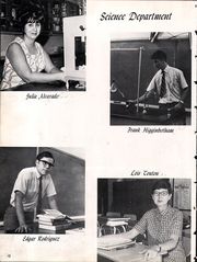 Page 16, 1969 Edition, Commonwealth Parkville School - Comet Yearbook (San Juan, Puerto Rico) online yearbook collection