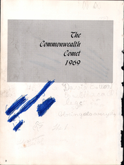 Page 6, 1969 Edition, Commonwealth Parkville School - Comet Yearbook (San Juan, Puerto Rico) online yearbook collection