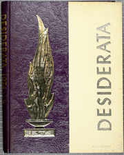 Page 1, 1974 Edition, Wurzberg High School - Desiderata Yearbook (Wurzberg, Germany) online yearbook collection
