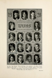Page 13, 1928 Edition, Watsonville High School - Manzanita Yearbook (Watsonville, CA) online yearbook collection
