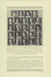Page 15, 1932 Edition, Watsonville High School - Manzanita Yearbook (Watsonville, CA) online yearbook collection