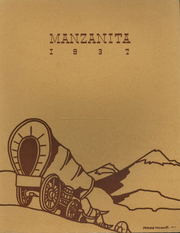 Page 1, 1937 Edition, Watsonville High School - Manzanita Yearbook (Watsonville, CA) online yearbook collection