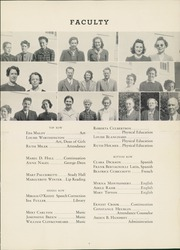 Page 13, 1940 Edition, Watsonville High School - Manzanita Yearbook (Watsonville, CA) online yearbook collection