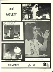 Page 7, 1974 Edition, Bishop Baumgartner Junior High School - Blue Mitre Yearbook (Sinajana, Guam) online yearbook collection