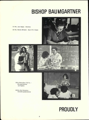 Page 8, 1974 Edition, Bishop Baumgartner Junior High School - Blue Mitre Yearbook (Sinajana, Guam) online yearbook collection