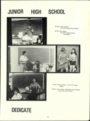 Page 9, 1974 Edition, Bishop Baumgartner Junior High School - Blue Mitre Yearbook (Sinajana, Guam) online yearbook collection
