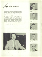 Page 13, 1955 Edition, Lago High School - Panoram Yearbook (Lago, Aruba) online yearbook collection