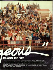 Page 11, 1987 Edition, Santa Maria High School - Outrageous Yearbook (Santa Maria, CA) online yearbook collection