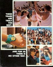 Page 14, 1987 Edition, Santa Maria High School - Outrageous Yearbook (Santa Maria, CA) online yearbook collection