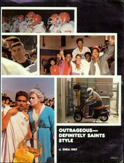 Page 15, 1987 Edition, Santa Maria High School - Outrageous Yearbook (Santa Maria, CA) online yearbook collection