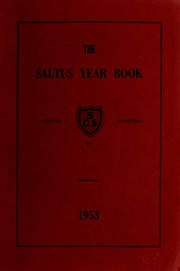 Saltus Grammar School - Yearbook (Hamilton, Bermuda) online yearbook collection, 1953 Edition, Page 1