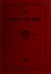 Saltus Grammar School - Yearbook (Hamilton, Bermuda) online yearbook collection, 1955 Edition, Page 1