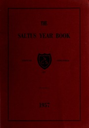 Page 1, 1957 Edition, Saltus Grammar School - Yearbook (Hamilton, Bermuda) online yearbook collection