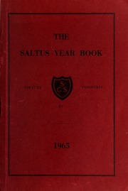 Saltus Grammar School - Yearbook (Hamilton, Bermuda) online yearbook collection, 1965 Edition, Page 1