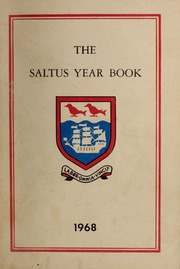 Page 1, 1968 Edition, Saltus Grammar School - Yearbook (Hamilton, Bermuda) online yearbook collection