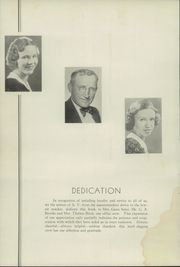 Page 8, 1936 Edition, Antelope Valley High School - Yucca Yearbook (Lancaster, CA) online yearbook collection