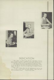 Page 9, 1936 Edition, Antelope Valley High School - Yucca Yearbook (Lancaster, CA) online yearbook collection