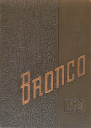 1951 Edition, Antelope Valley High School - Yucca Yearbook (Lancaster, CA)