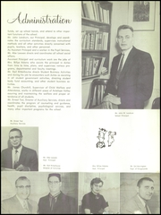Page 15, 1957 Edition, Antelope Valley High School - Yucca Yearbook (Lancaster, CA) online yearbook collection