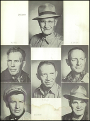 Page 8, 1957 Edition, Antelope Valley High School - Yucca Yearbook (Lancaster, CA) online yearbook collection