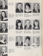 Santiago High School El Caballero Yearbook Garden Grove Ca Class Of 1969 Pages 54 71