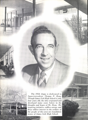 Page 5, 1954 Edition, James Lick High School - Argus Yearbook (San Jose, CA) online yearbook collection