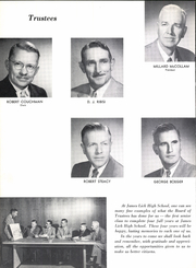 Page 8, 1954 Edition, James Lick High School - Argus Yearbook (San Jose, CA) online yearbook collection