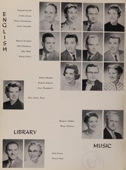 Page 12, 1958 Edition, James Lick High School - Argus Yearbook (San Jose, CA) online yearbook collection