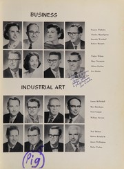Page 13, 1958 Edition, James Lick High School - Argus Yearbook (San Jose, CA) online yearbook collection