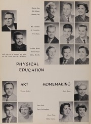 Page 14, 1958 Edition, James Lick High School - Argus Yearbook (San Jose, CA) online yearbook collection