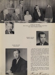 Page 7, 1958 Edition, James Lick High School - Argus Yearbook (San Jose, CA) online yearbook collection