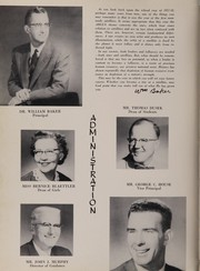 Page 8, 1958 Edition, James Lick High School - Argus Yearbook (San Jose, CA) online yearbook collection