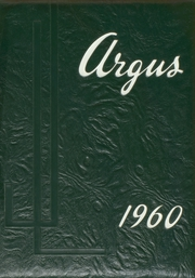 1960 Edition, James Lick High School - Argus Yearbook (San Jose, CA)