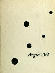 1965 Edition, James Lick High School - Argus Yearbook (San Jose, CA)