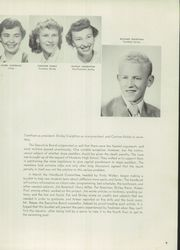 Page 13, 1952 Edition, Jefferson High School - Tom Tom Yearbook (Daly City, CA) online yearbook collection