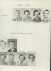 Page 15, 1952 Edition, Jefferson High School - Tom Tom Yearbook (Daly City, CA) online yearbook collection