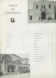 Page 8, 1952 Edition, Jefferson High School - Tom Tom Yearbook (Daly City, CA) online yearbook collection