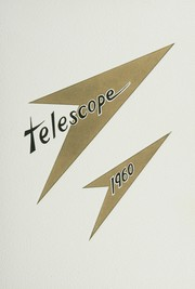 1960 Edition, Galileo High School - Telescope Yearbook (San Francisco, CA)