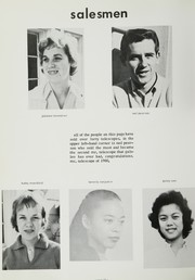 Page 14, 1960 Edition, Galileo High School - Telescope Yearbook (San Francisco, CA) online yearbook collection