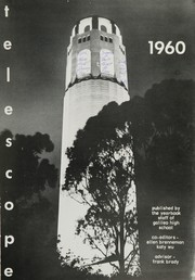 Page 5, 1960 Edition, Galileo High School - Telescope Yearbook (San Francisco, CA) online yearbook collection