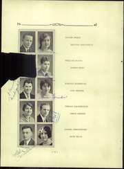 Page 22, 1930 Edition, Santa Clara High School - Tocsin Yearbook (Santa Clara, CA) online yearbook collection
