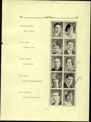 Page 25, 1930 Edition, Santa Clara High School - Tocsin Yearbook (Santa Clara, CA) online yearbook collection