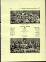 Page 35, 1930 Edition, Santa Clara High School - Tocsin Yearbook (Santa Clara, CA) online yearbook collection