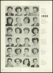 Page 12, 1950 Edition, Santa Clara High School - Tocsin Yearbook (Santa Clara, CA) online yearbook collection
