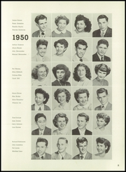 Page 13, 1950 Edition, Santa Clara High School - Tocsin Yearbook (Santa Clara, CA) online yearbook collection