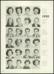 Page 14, 1950 Edition, Santa Clara High School - Tocsin Yearbook (Santa Clara, CA) online yearbook collection