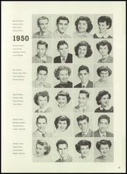 Page 15, 1950 Edition, Santa Clara High School - Tocsin Yearbook (Santa Clara, CA) online yearbook collection