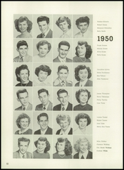 Page 16, 1950 Edition, Santa Clara High School - Tocsin Yearbook (Santa Clara, CA) online yearbook collection