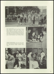 Page 7, 1950 Edition, Santa Clara High School - Tocsin Yearbook (Santa Clara, CA) online yearbook collection